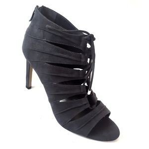 BCBG  Suede High Heel Shoes